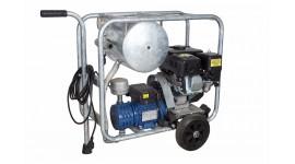 Chariot de traite mobile sous vide essence/électrique MOOTECH-G/E140D