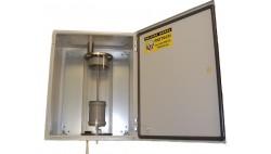 Armoire de protection de l'équipement de lavage semi-automatique