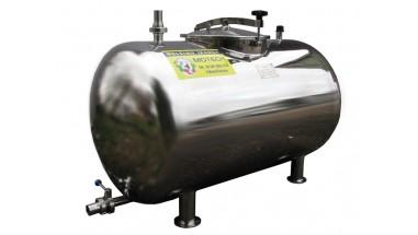 Tanks à lait mobiles